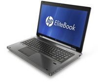 HP 8760w Core i7 2820QM 2.3 GHz / 16 GB / 240 GB SSD / DVD-RW / 17'' / Win7 Prof. + Quadro 3000M