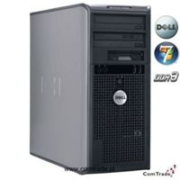 DELL Optiplex 380 Core 2 Duo 2,93 GHz / 4 GB / 160 GB / DVD / Win7