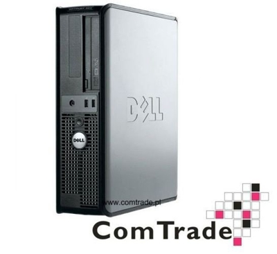 DELL Optiplex 755 Core 2 Duo 2.33 GHz / 4 GB / 160 GB / DVD / Windows 7
