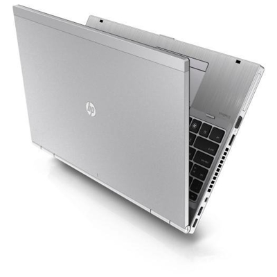 HP 8560P Core i5 2520M 2,5 GHz  / 4 GB / 500 GB / DVD-RW / 15,6'' / Win10 + HD 6470M + RS232 (COM)