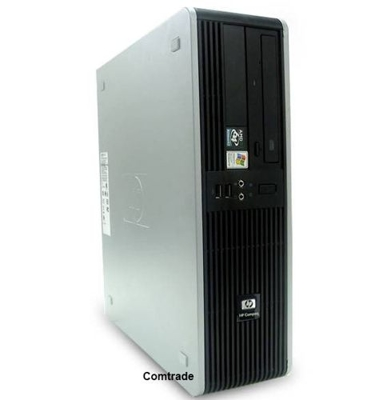 HP DC5750 ATHLON X2 4400+ / 2 GB / 80 GB / DVD / WinXP
