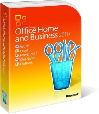 MS Office DOM 2010 PL OEM