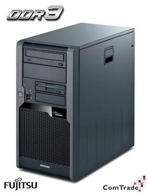 Siemens P5731 Core 2 Duo 2,93 GHz / 4 GB / 146 GB RAPTOR / DVD-RW / Win 7 Prof.